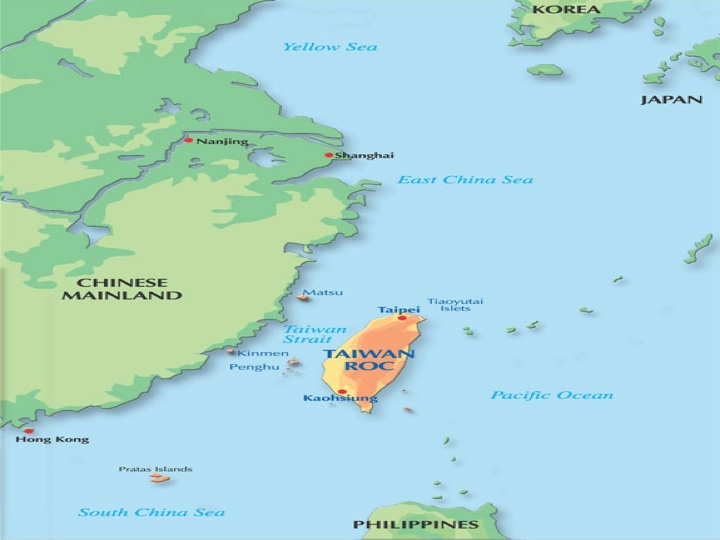 Taiwan below is a map of taiwan showing its key cities or to get a real feel for the destination check out our latest video on youtube sciox Images