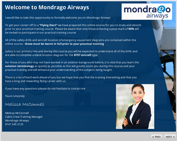 Diploma in International Cabin Crew Operations | Welcome to